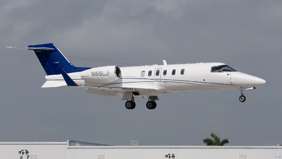 N88LJ - Bombardier Learjet 45 - Private