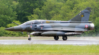 654 - Dassault Mirage 2000D - France - Air Force
