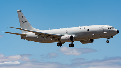 A47-008 - Boeing P-8A Poseidon - Australia - Royal Australian Air Force (RAAF)