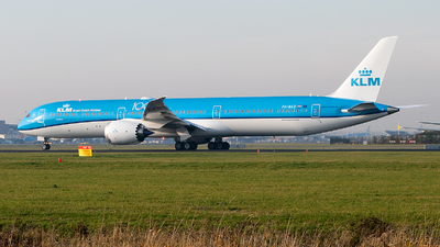 PH-BKD - Boeing 787-10 Dreamliner - KLM Royal Dutch Airlines