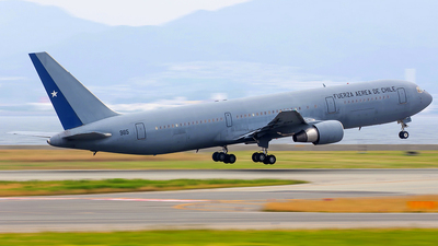 685 - Boeing 767-3Y0(ER) - Chile - Air Force