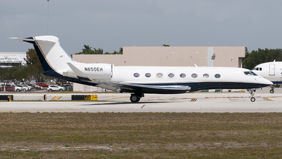 N650EH - Gulfstream G650ER - Private