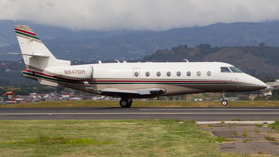 N847GH - Gulfstream G200 - Private