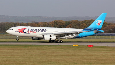OK-GBB - Airbus A330-243 - Travel Service Poland (Air Transat)