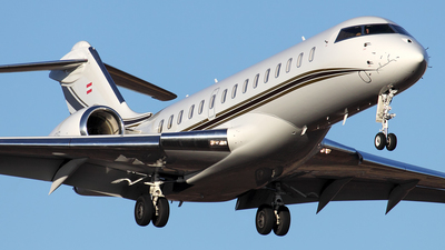 OE-IRS - Bombardier BD-700-1A10 Global 6000 - Art Aviation