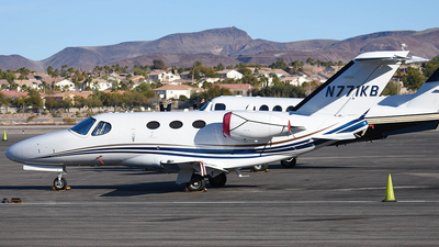 N771KB - Cessna 510 Citation Mustang - Private