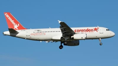 ZS-GAL - Airbus A320-231 - Corendon Airlines (Global Aviation)