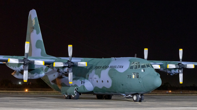 FAB2476 - Lockheed C-130H Hercules - Brazil - Air Force