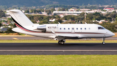 N217QS - Bombardier CL-600-2B16 Challenger 650 - NetJets Aviation