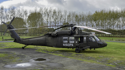 N160PA - Sikorsky EH-60A Quick Fix - Private