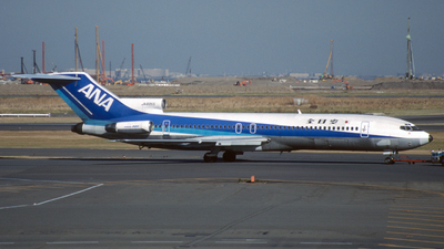 JA8355 - Boeing 727-281(Adv) - All Nippon Airways (ANA)