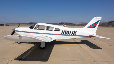 N101JK - Piper PA-28R-200 Cherokee Arrow - Private