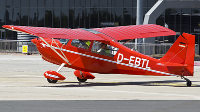 D-EBTL - Bellanca 7ECA Citabria - Private