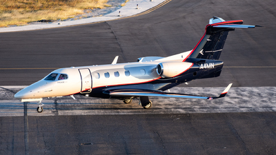 N444MN - Embraer 505 Phenom 300 - Private