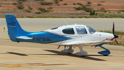 PR-VIK - Cirrus SR22 Grand - Private