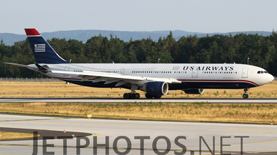 N273AY - Airbus A330-323 - US Airways