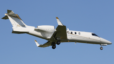 N27AF - Bombardier Learjet 45 - Private