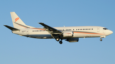 N458UW - Boeing 737-4B7 - Swift Air