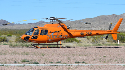 N612SH - Eurocopter AS 350B2 Ecureuil - Sundance Helicopters