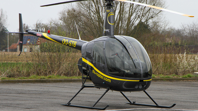 OO-STB - Robinson R22 Beta II - STB-copter