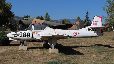 90388 - Cessna T-37B Tweety Bird - Turkey - Air Force