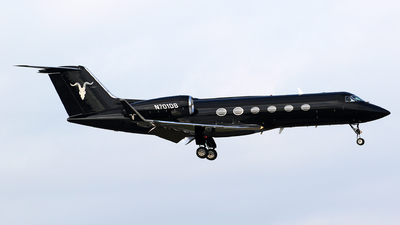 N701DB - Gulfstream G-IV - Private