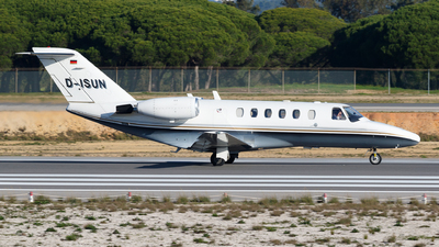 D-ISUN - Cessna 525A CitationJet 2 - Private