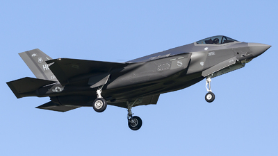 15-5176 - Lockheed Martin F-35A Lightning II - United States - US Air Force (USAF)