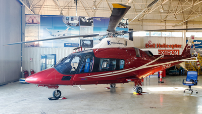 TC-HJP - Agusta A109E Power - Kocoglu Aviation