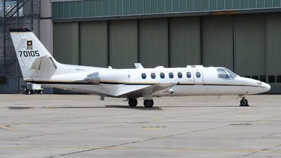 97-00105 - Cessna UC-35A Citation Ultra - United States - US Army