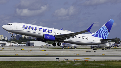 N26208 - Boeing 737-824 - United Airlines