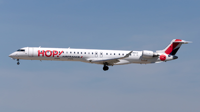 F-HMLO - Bombardier CRJ-1000 - HOP! for Air France