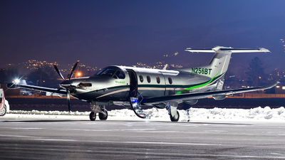 N256BT - Pilatus PC-12/47E - Private