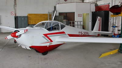 OE-9280 - Scheibe SF.25C Falke - Private