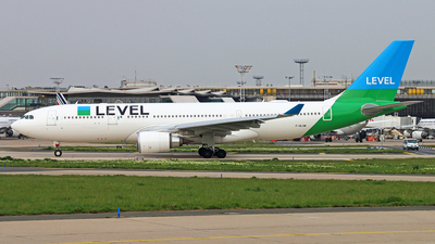F-HLVM - Airbus A330-202 - Level (Open Skies)