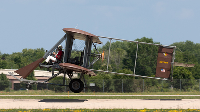 N3786B - Wright B Flyer - Private