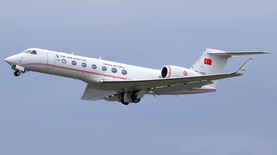 09-001 - Gulfstream G550 - Turkey - Air Force