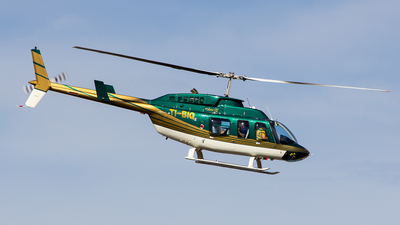 TI-BIQ - Bell 206L-4 Long Ranger IV - Private