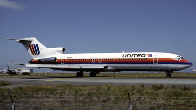 N7630U - Boeing 727-222 - United Airlines
