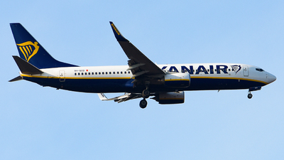9H-QCD - Boeing 737-8AS - Malta Air (Ryanair)