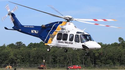 n7nj | sikorsky s 76b | united states new jersey state