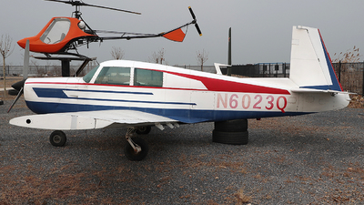 N6023Q - Beechcraft A36 Bonanza - Private