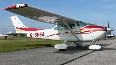G-BFSA - Reims-Cessna F182Q Skylane II - Private