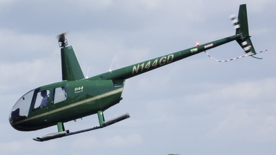 N144GD - Robinson R44 Raven II - Private