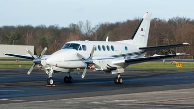 D-IDPL - Beechcraft 100 King Air - Private