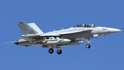 169129 - Boeing EA-18G Growler  - United States - US Navy (USN)