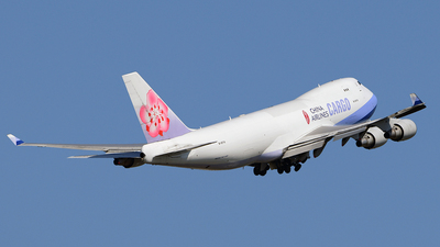 B-18719 - Boeing 747-409F(SCD) - China Airlines Cargo