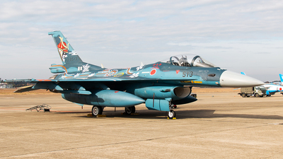 13-8513 - Mitsubishi F-2A - Japan - Air Self Defence Force (JASDF)