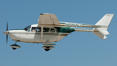 N695AD - Cessna 336 Skymaster - Private