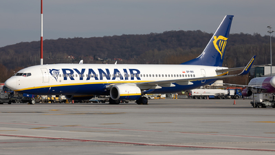 SP-RKI - Boeing 737-8AS - Ryanair Sun